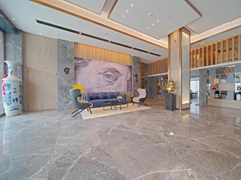 Echarm Hotel Guangzhou Panyu Chimelong Branch (اچارم هتل گوانگژو پانیو چیملونگ برانچ)
