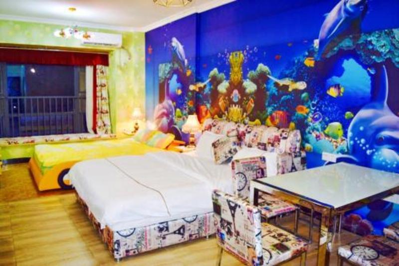 Liunian Shiguang Apartment