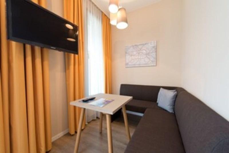 Aparthotel Residenz Am Deutschen Theater (آپارتوتل رسیدنز آم دوتسچن تهیتر)  Guestroom
