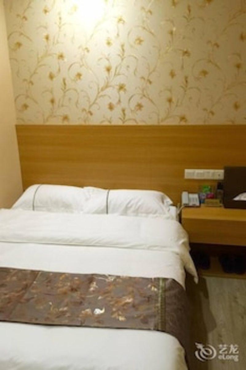 Guangzhou Tianhe Guangshun Hotel Guestroom