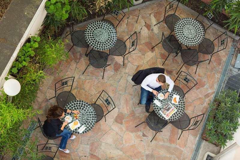Best Western Plus Hotel Arcadia (بست وسترن پلاس هتل آركادیا)  restaurant