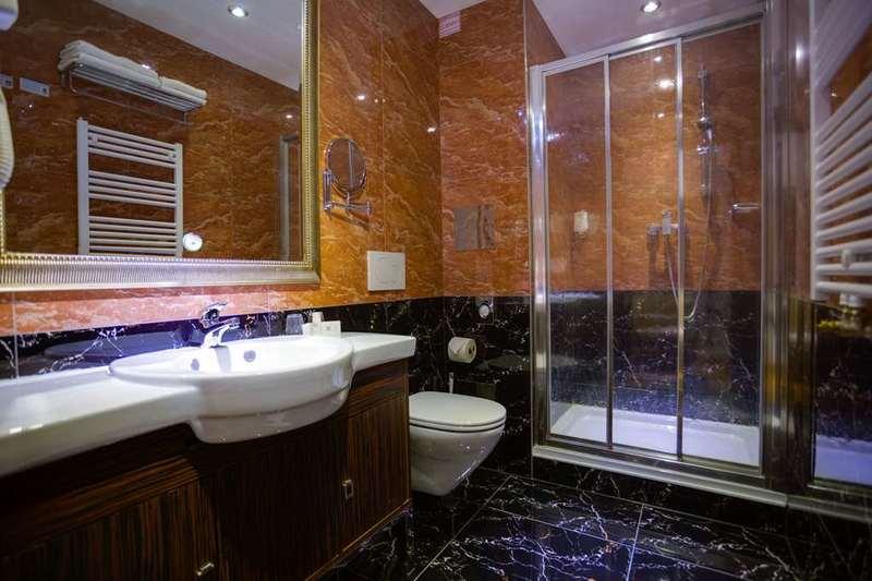 Best Western Plus Hotel Arcadia (بست وسترن پلاس هتل آركادیا)  guest room bath