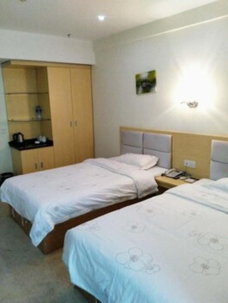 Shanshui Trends Hotel Pazhou Branch (شانشوی ترندس هتل پاژو برانچ) Guestroom