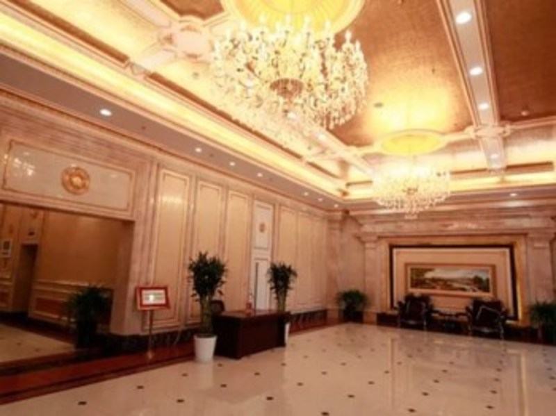 Yumi Apartment Panyu Wanda Sq Branch (یومی آپارتمان پانیو واندا اسک برانچ) Lobby