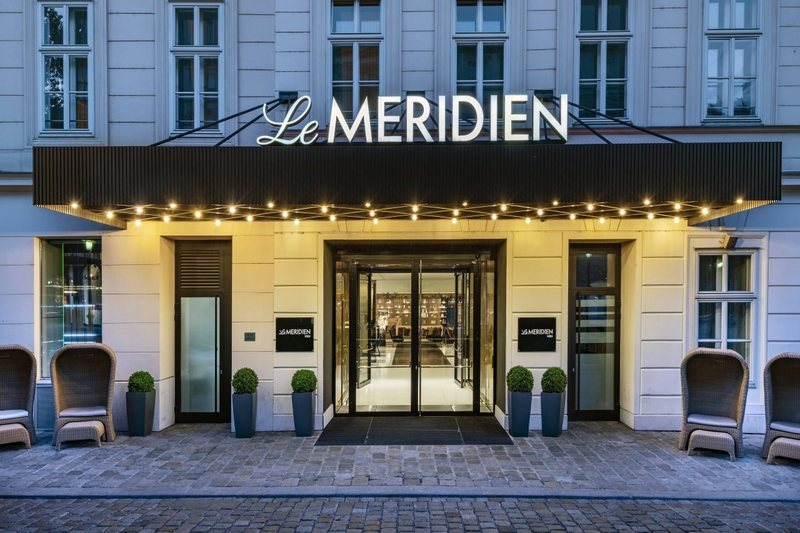 Le Meridien Wien (ل مریدین وین)