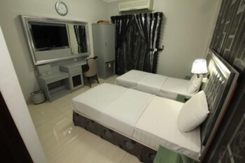 White Fort Hotel (وایت فورت هتل)  Guestroom