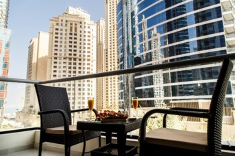 Furnished Apartment In Dubai Marina (فرنیشد آپارتمان این دبی مارینا) Featured Image