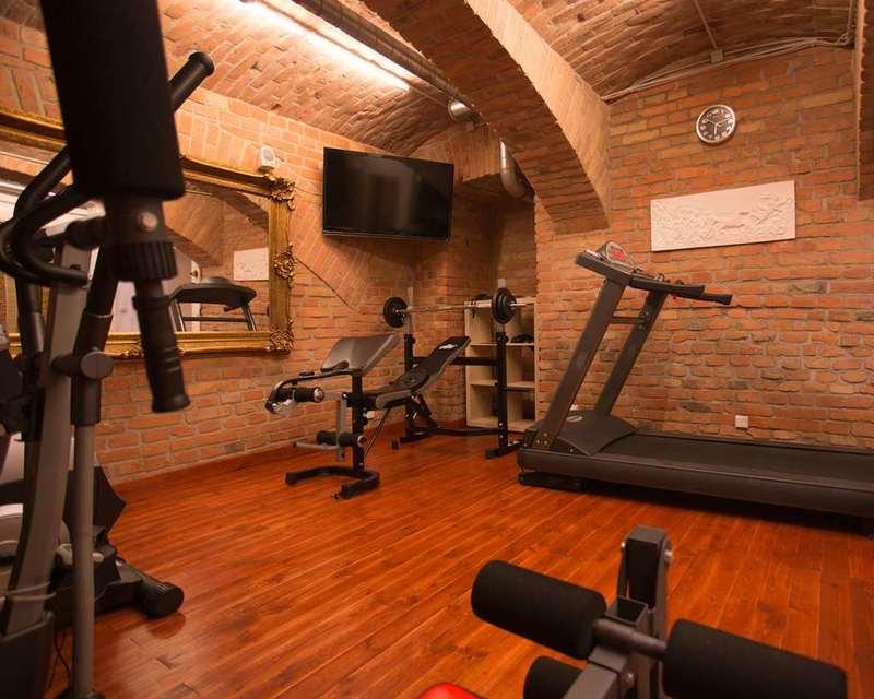 Best Western Plus Hotel Arcadia (بست وسترن پلاس هتل آركادیا)  Fitness Center