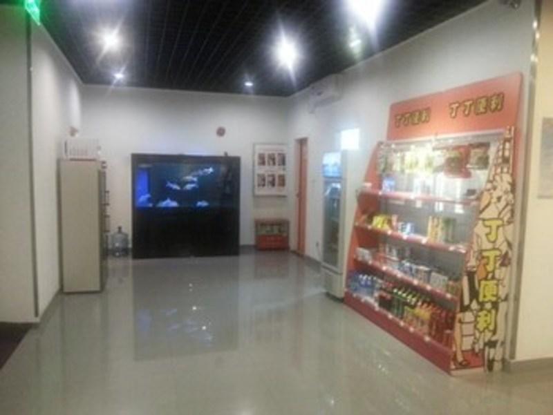 Pod Inn (پود این) Lobby