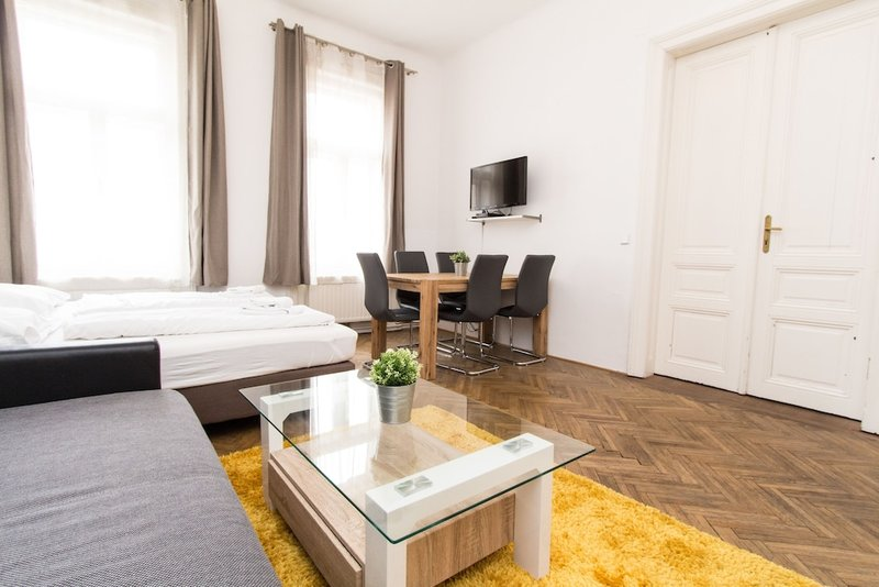 Checkvienna Liechtensteinstrasse (چکوینا لیچتنستینستراس) Guestroom
