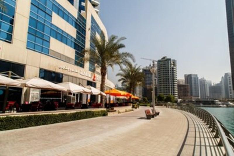 Furnished Apartment In Dubai Marina (فرنیشد آپارتمان این دبی مارینا) Exterior