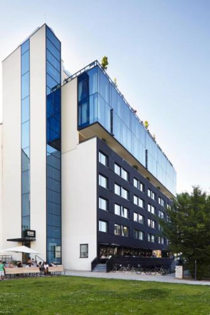 25hours Hotel Wien (۲۵هورس هتل وین)