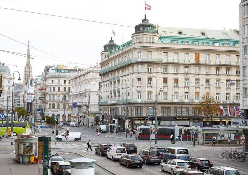 Derag Livinghotel An Der Oper (دراگ لیوینگهوتل آن در اوپر) Exterior view