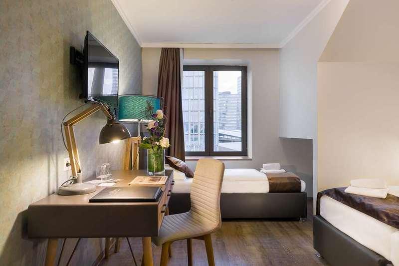 Novum Hotel Congress Wien (نوووم هتل كونگرس وین) Guest room